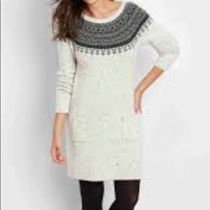 Super cute dress/sweater
